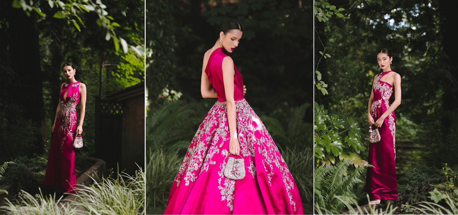 Shanaz; the mesmerizing collection of fusion couture by Shamsha Hashwani