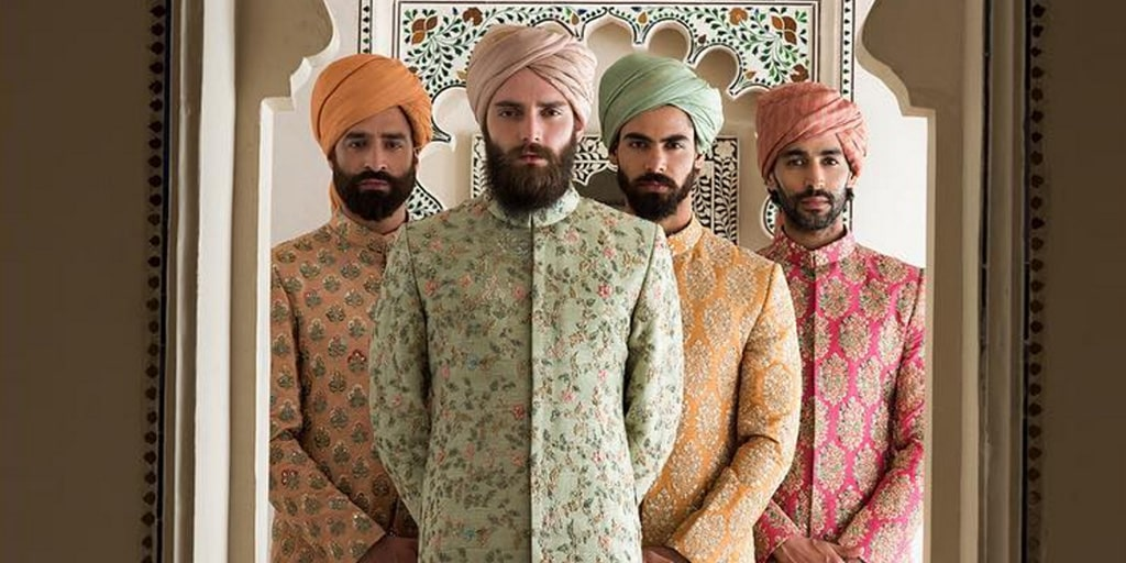 Sabyasachi's Groom Collection Has Our Undivided Attention