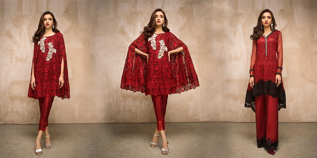 Zainab Chottani Goes Rouge With The Latest Limited Edition