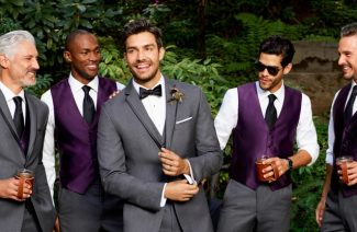 Styling Tips For Grooms With Shorter Height