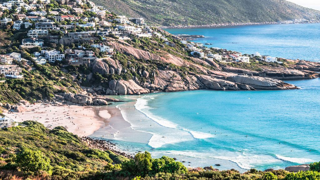 Cape town is best place for honeymoon