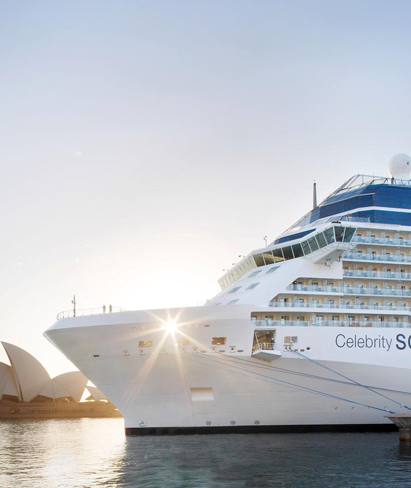 Celebrity Cruises Honeymoon