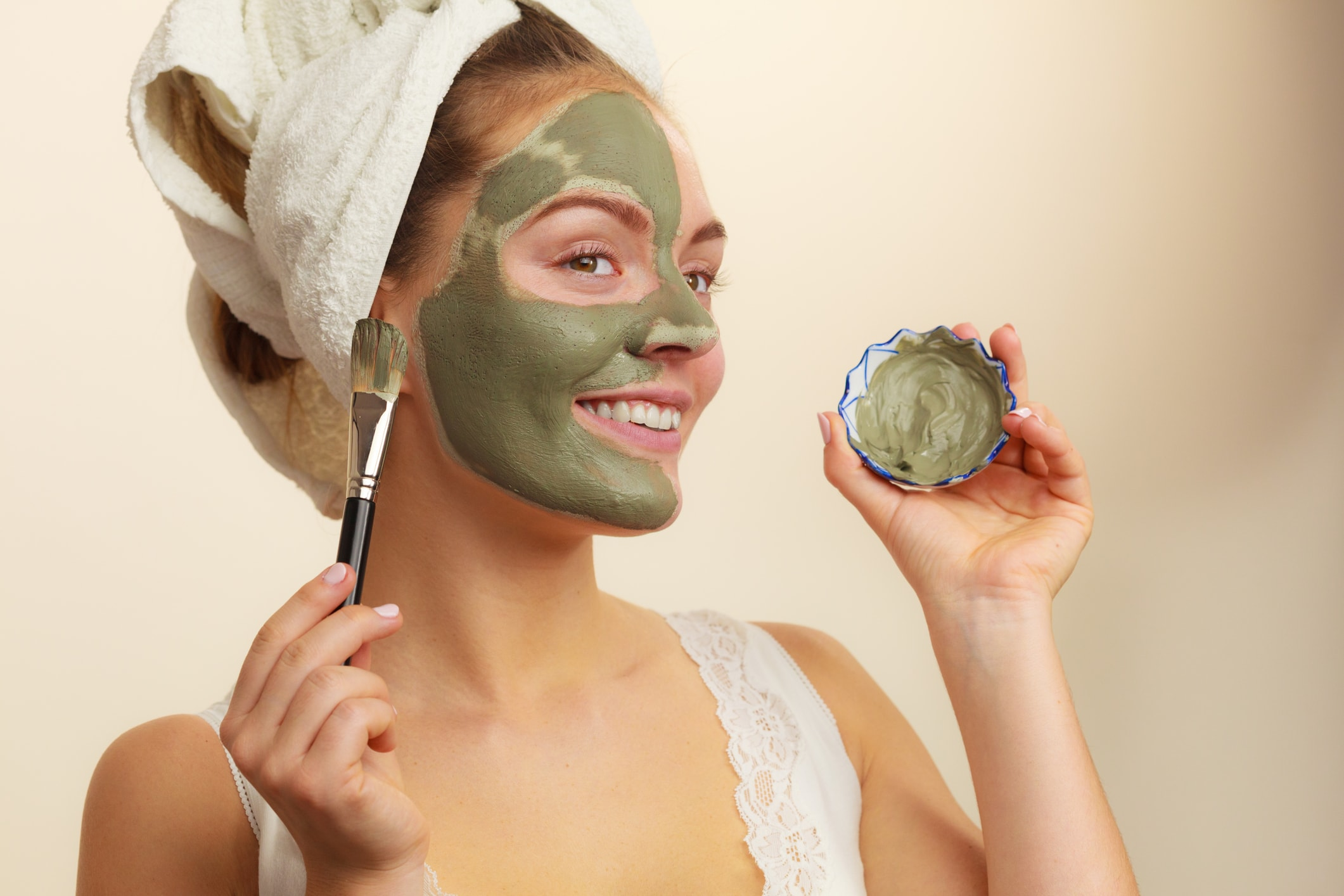 Clay Mask for your skin