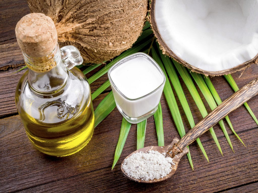 Coconut and Sesame Oil for Indian Beauty Remedies