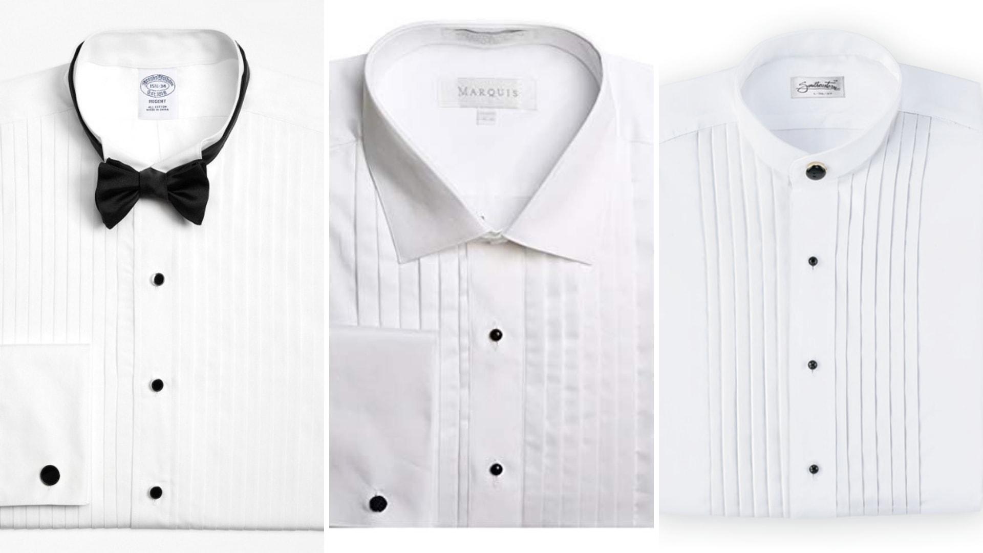 Collar shirts for Grooms Dress