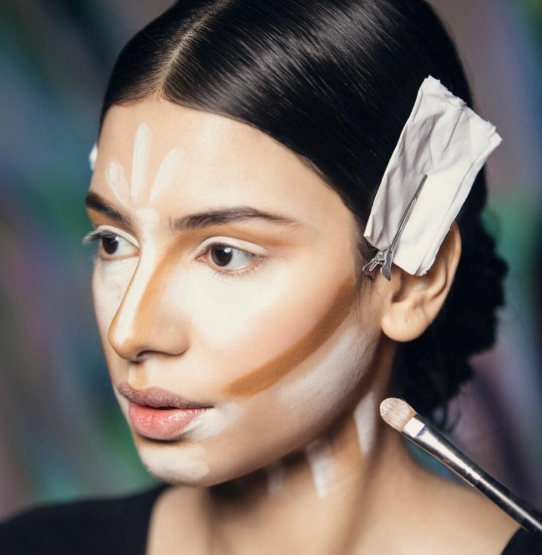 Bridal Makeup Contour