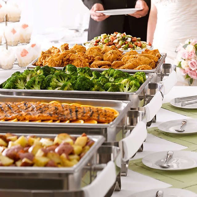 Foods in wedding