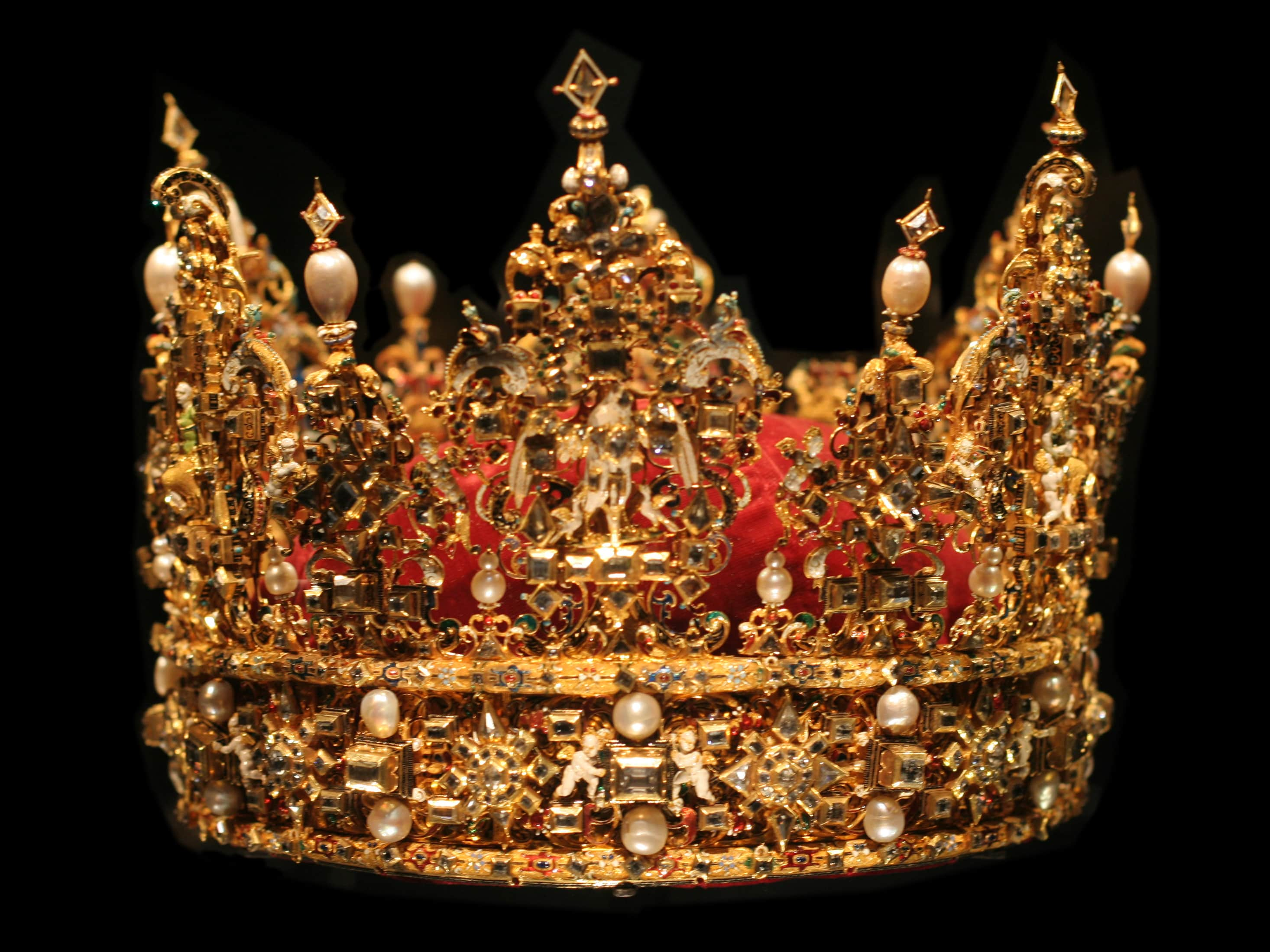 danish crown regalia