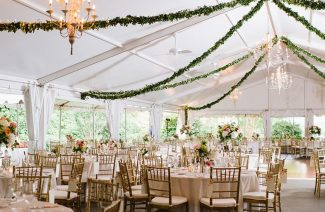 7 Ways to Add Non-floral Garland to Your Wedding Décor