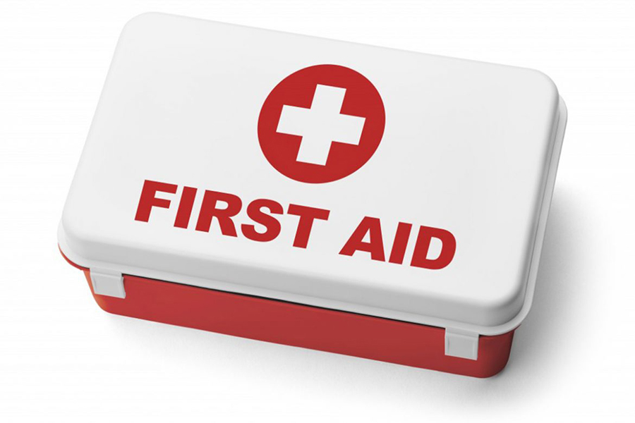 1.First Aid Kit