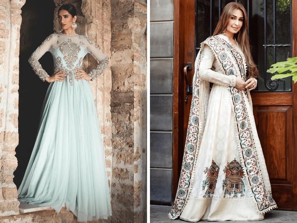 Floor Length Designers gown