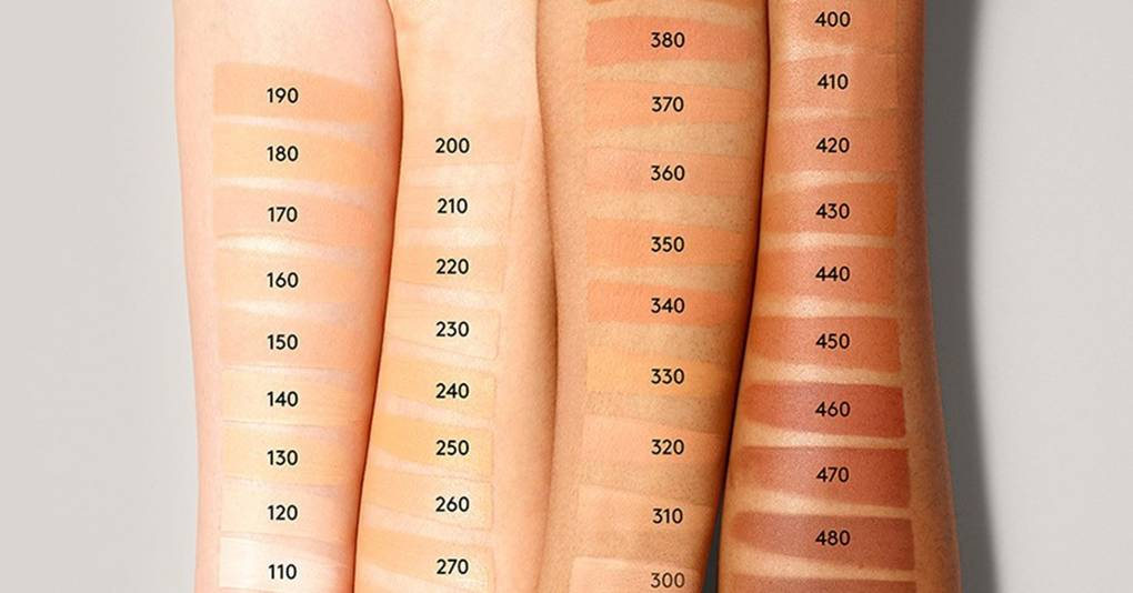 Make Up Foundations for your skin