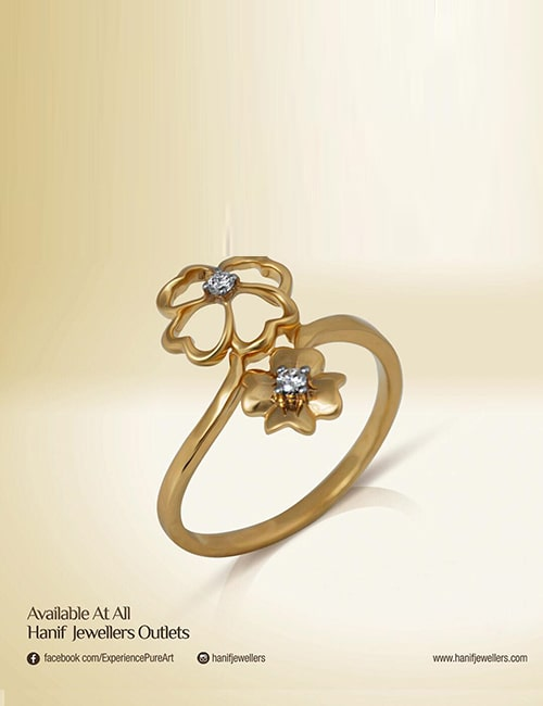 Ring by Hanif Jewelers on this valentines day