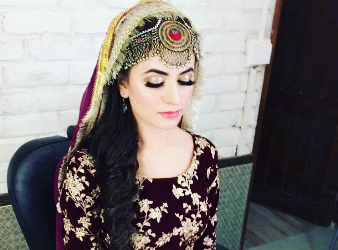 Kashmiri Head Jewelry for Brides
