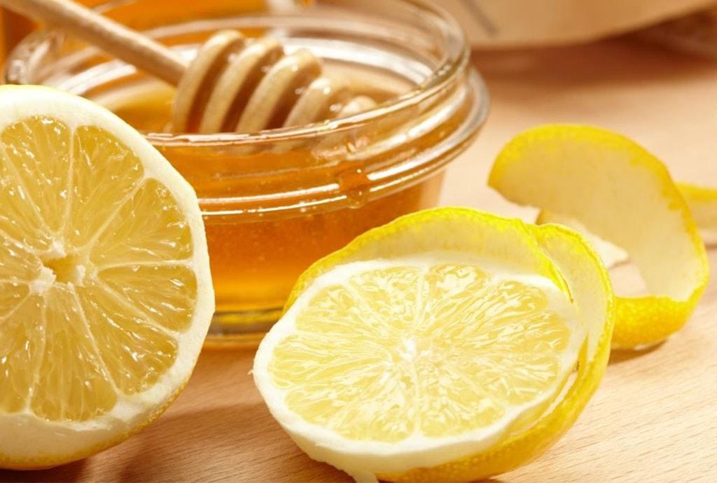 Honey and Lemon Mask for Skin