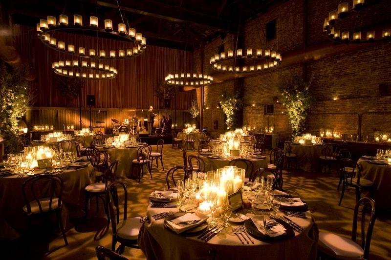 best wedding decor for minimal guest list