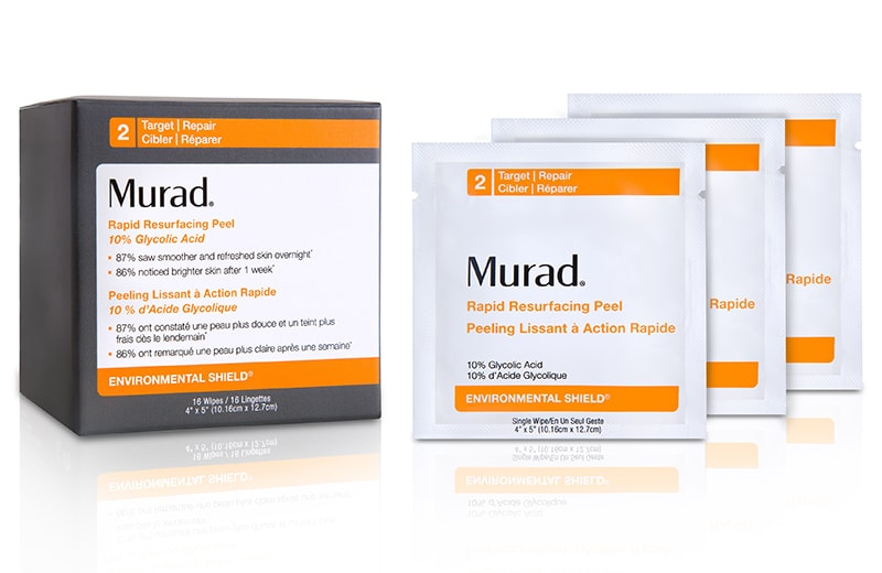 4.Murad Rapid Resurfacing Peel