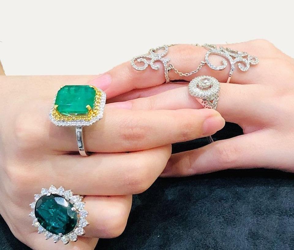 Diamond Rings by Neemar Jewelers