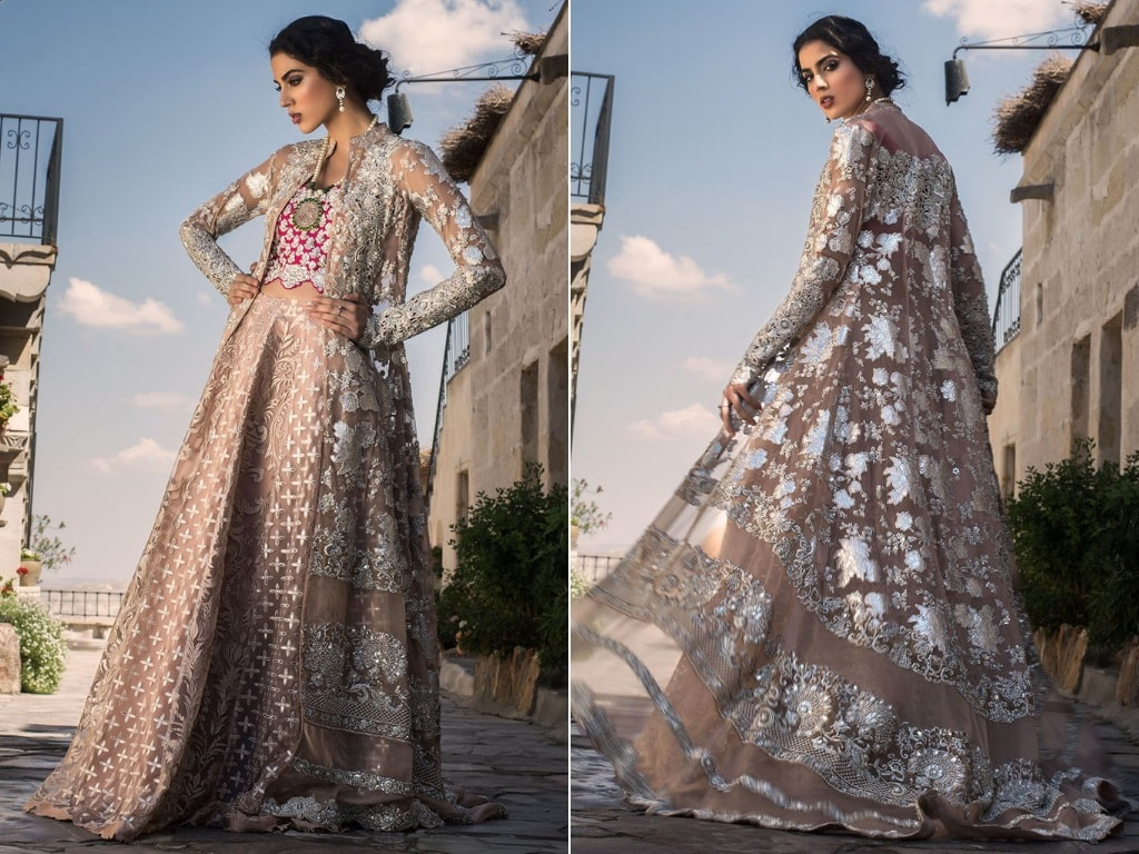 Bridal Lehenga by Zainab Chottani
