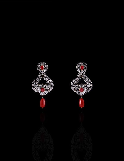 Earrings by Shafaq Habib jewelry