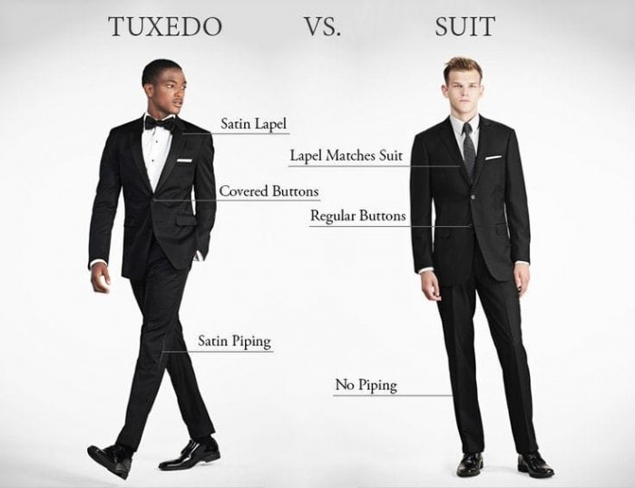 Gents suits and Tuxedo suit for Groom