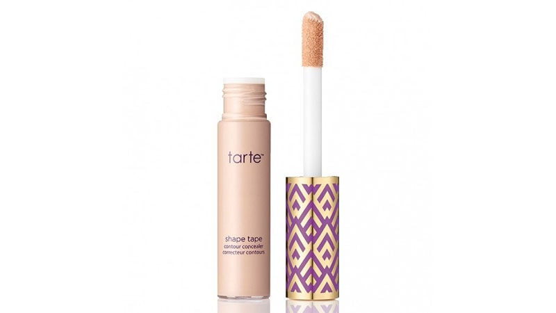 10.Double Duty Beauty Shape Tape Contour Concealer by Tarte