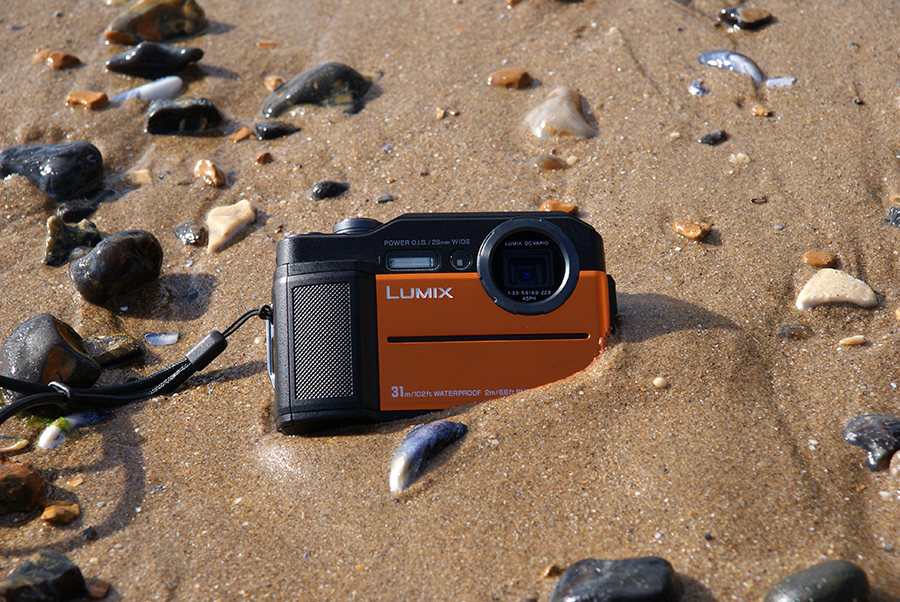 12.	Water Proof Camera