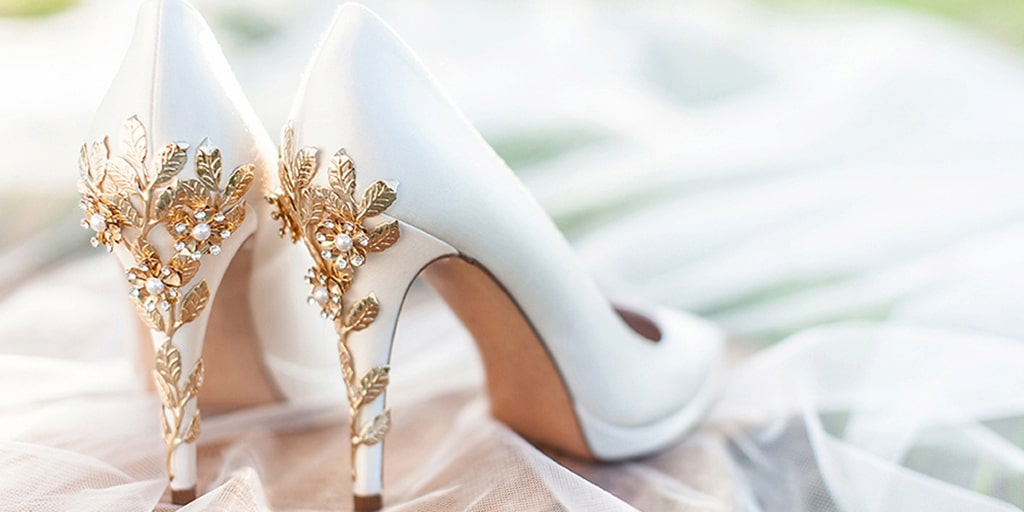 5 Shoe Designer Labels to Get Some Rocking Heels for Your Wedding