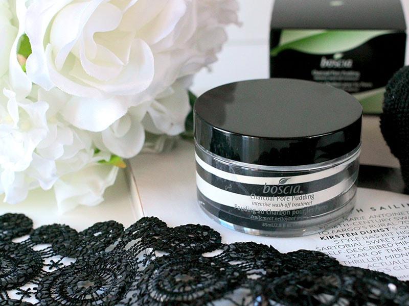 5.Boscia Charcoal Clay Pudding Intense Wash-Off Treatment