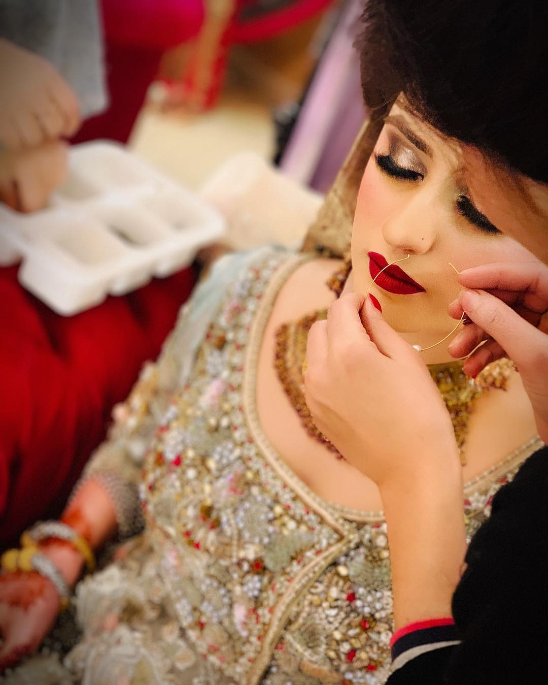Bridal Nath styles