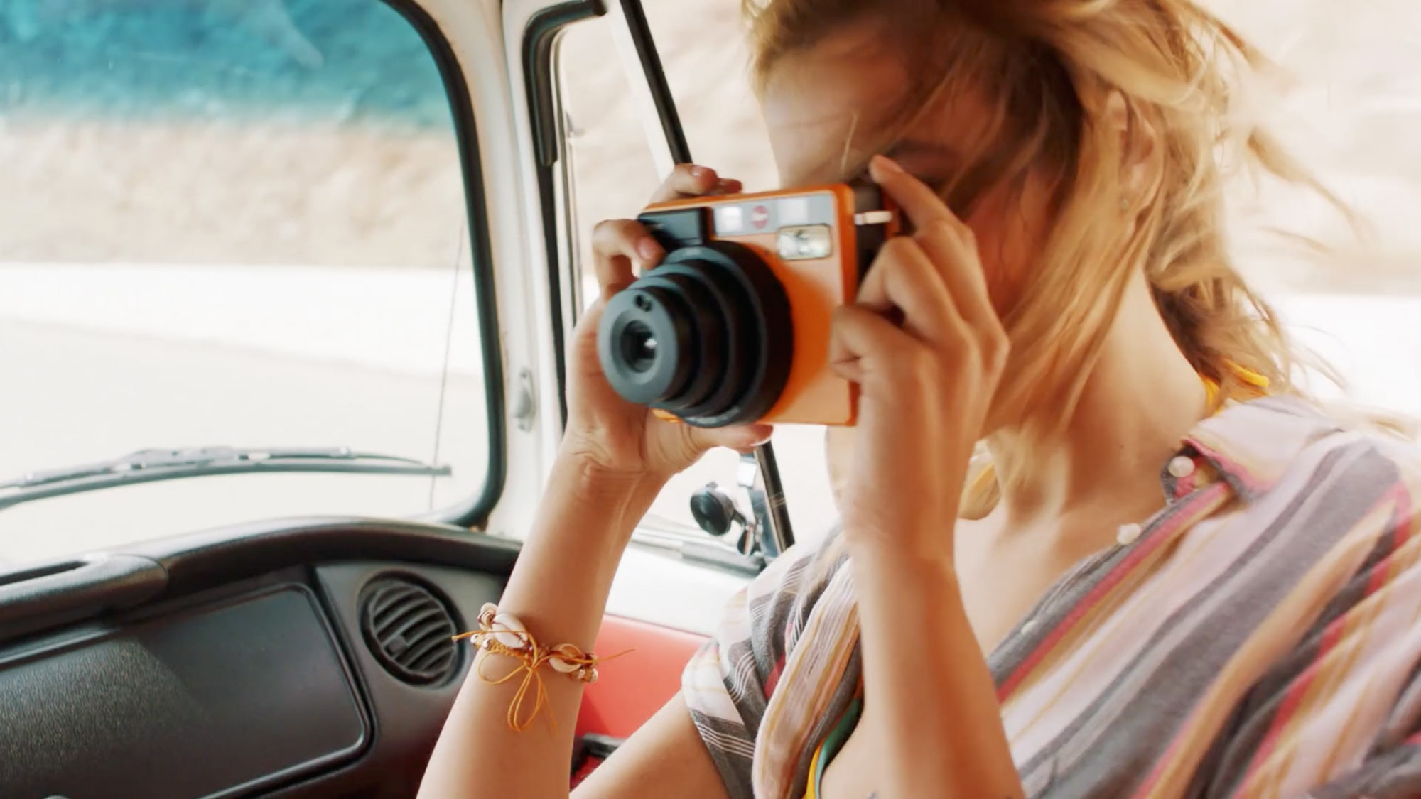 Camera on your trip