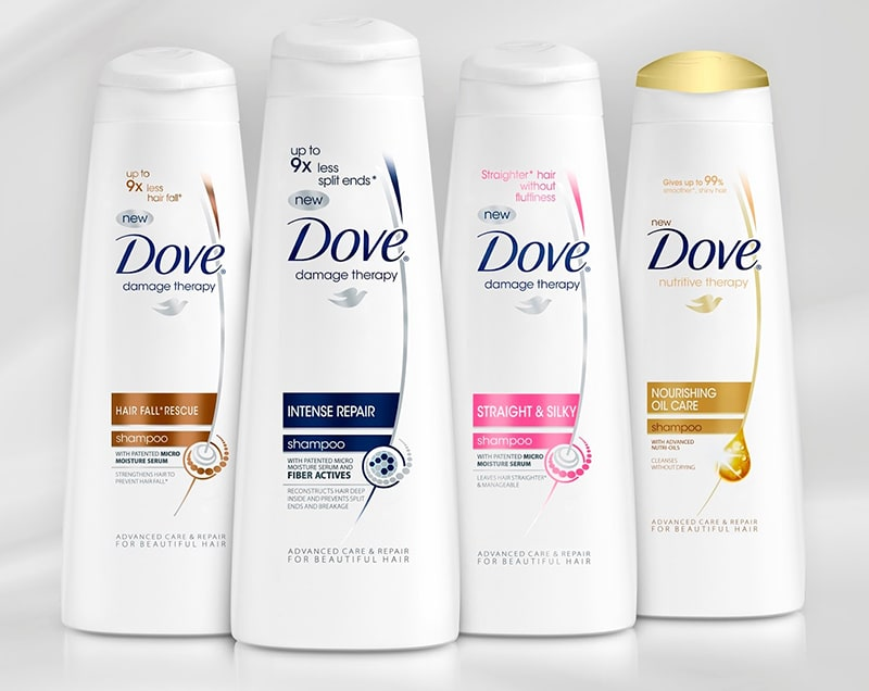 2.	Dove Dry Therapy Hair Fall Rescue Conditioner