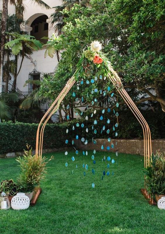 Wedding Hanging Decor