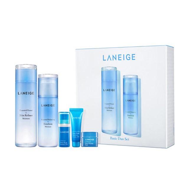 LANEIGE Basic Skin Care Set