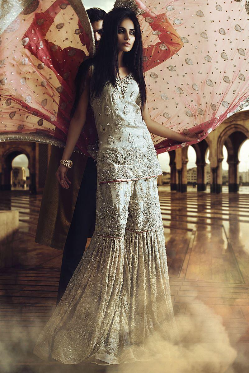 Pakistani Bridal Lehenga