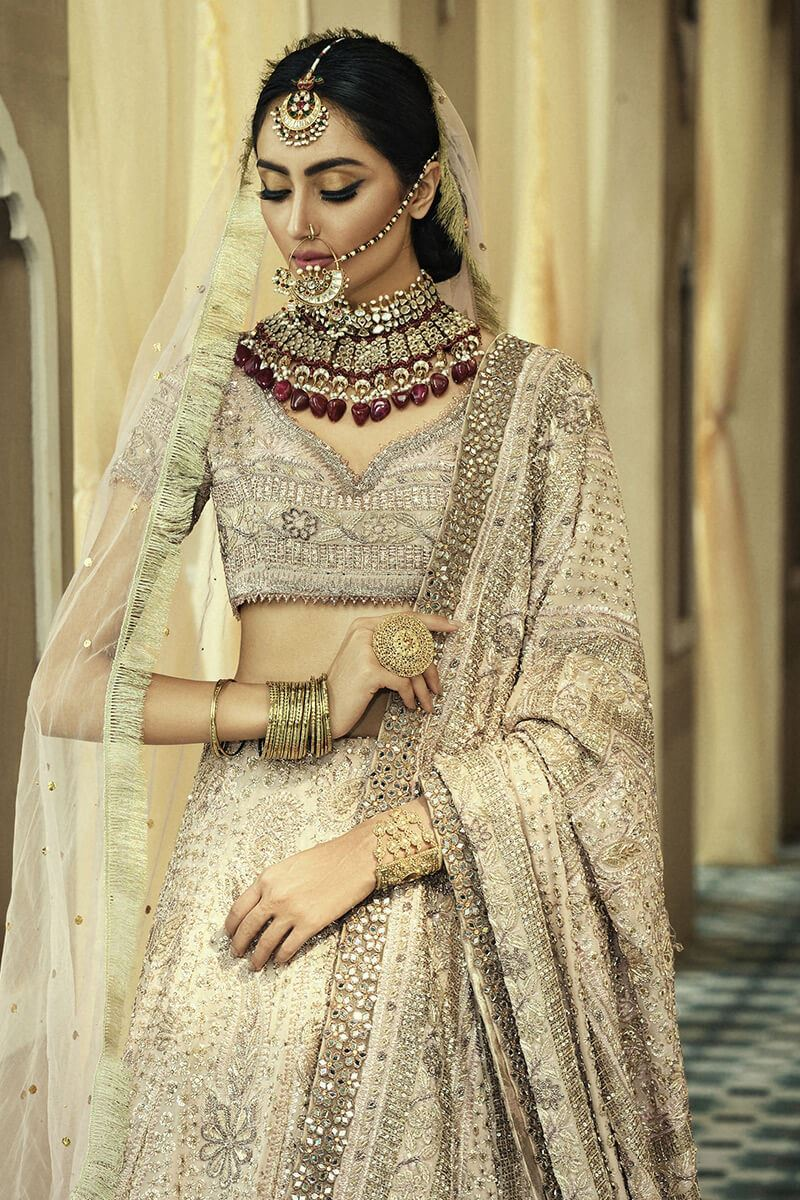 Lajwanti Bridal Dress Lehenga