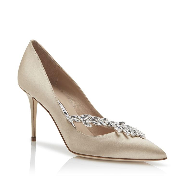 Bridal Heel