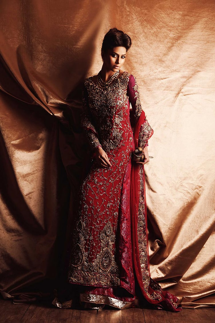 28.	Naurattan Collection By Saadia Mirza