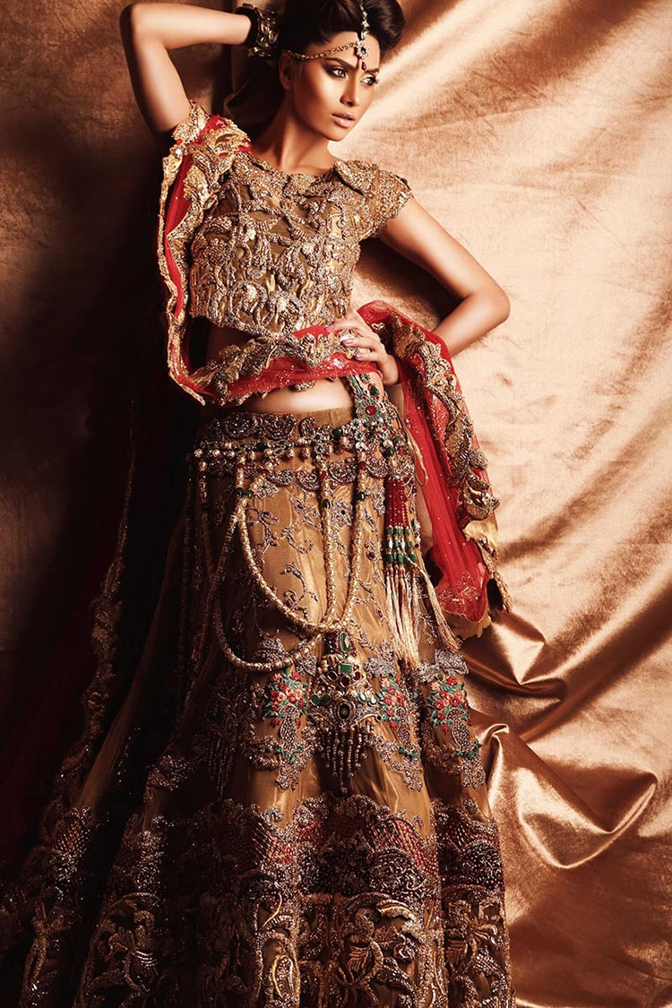 29.	Naurattan Collection By Saadia Mirza