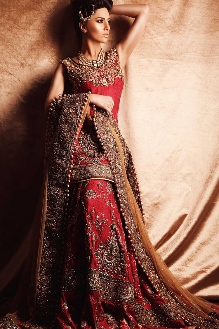 30.	Naurattan Collection By Saadia Mirza