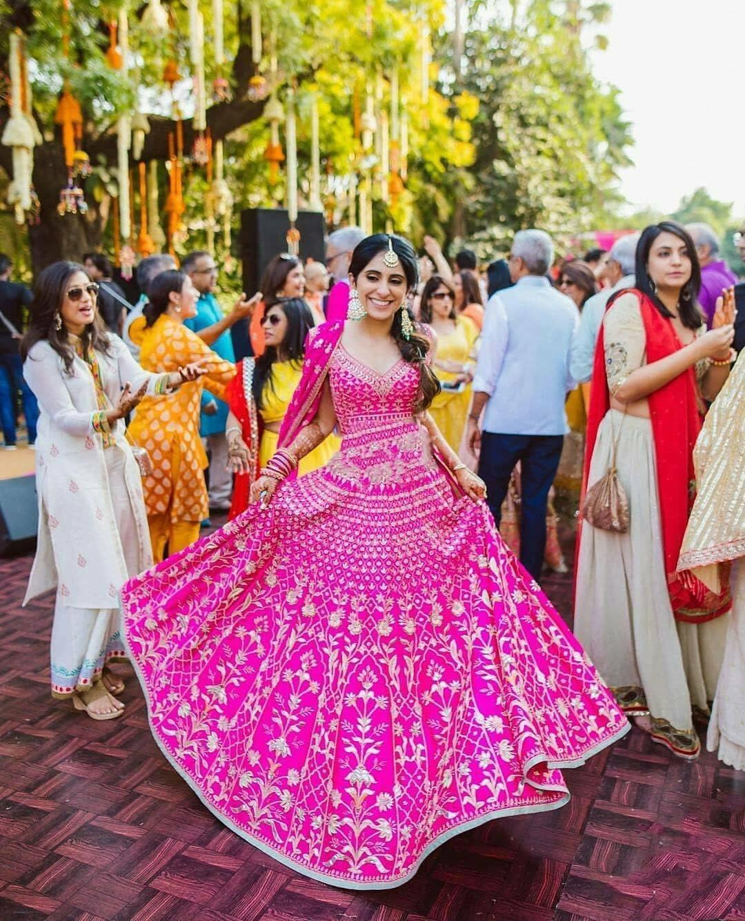 Dance floor in wedding Ceremony