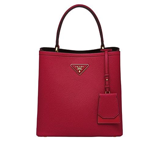 12.Double Medium Bag PRADA