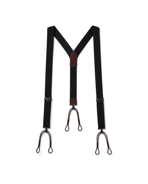 Ralph Lauren Stretch Herringbone Braces
