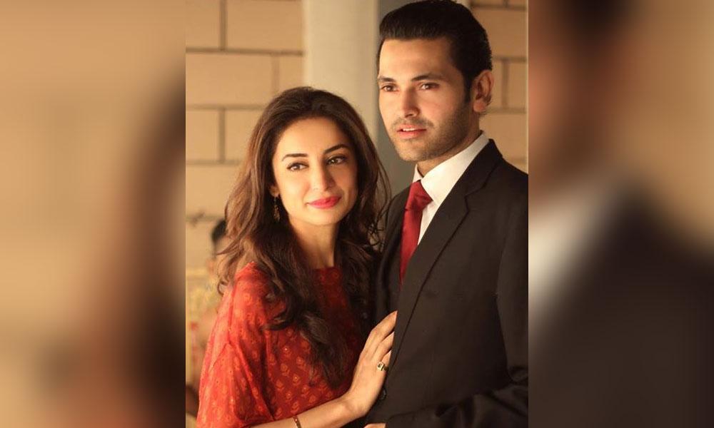 Fahad Mirza and Sarwat Gilani