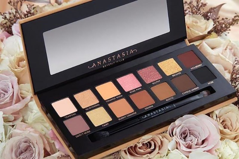 6.	Soft Glam Eye Shadow Palette by Anastasia Beverly Hills