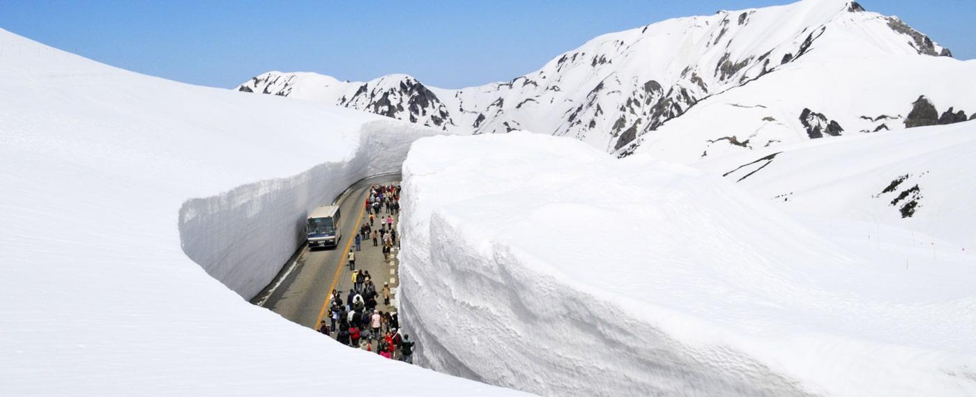 Tateyama Kurobe Alpine