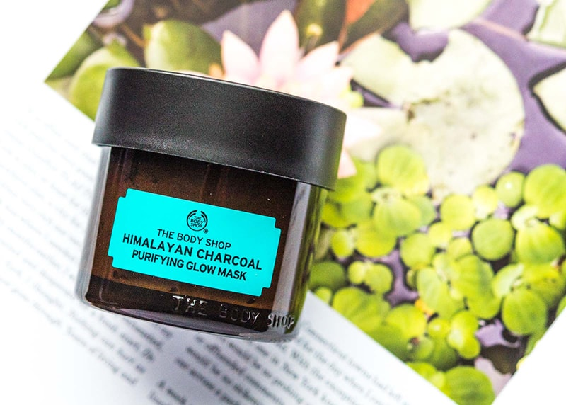 1.	The Body Shop Himalayan Charcoal Purifying Glow Mask