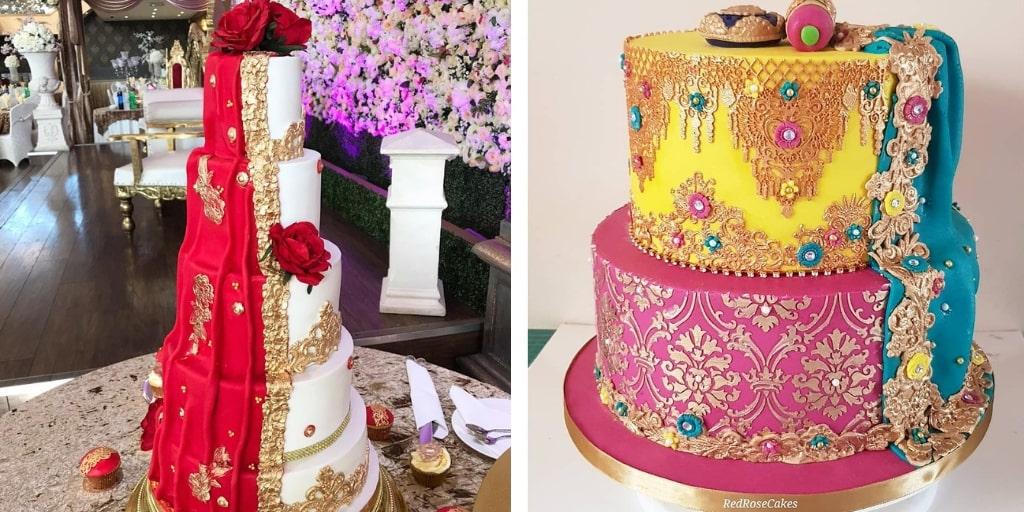 Wedding Tradition Cake