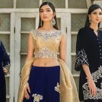 Pakistani Celebrities Spotted In Elegant Zainab Chottani Ensembles