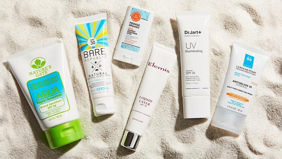 Sun Block for your skin